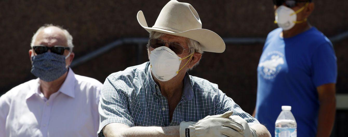 Повне скасування карантину в Техасі та масштабна ДТП у Каліфорнії. П'ять новин, які ви могли проспати
