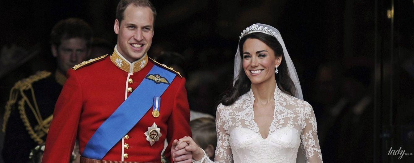 """Девять лет со дня свадьбы: вспоминаем, как Кейт Миддлтон сказала """"да"""" принцу Уильяму"""