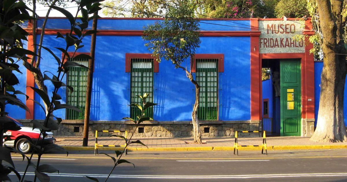 """В Мехико в знаменитом """"Голубом доме"""" создали виртуальную выставку"""