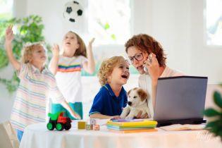 З дитиною на карантині: як зберегти сім'ю, психічне здоров'я і особистий простір