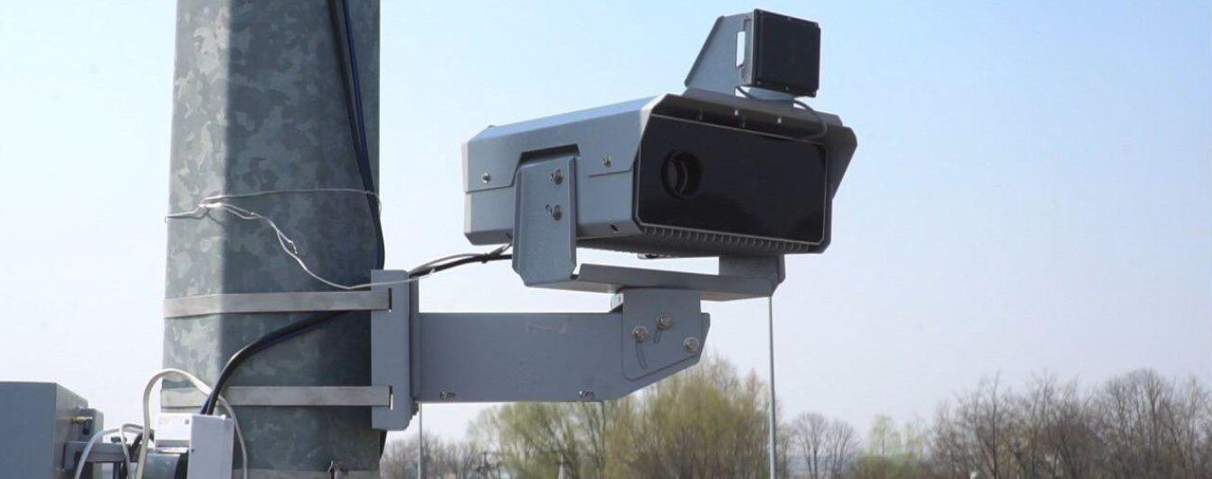 Перевищив швидкість у чотири рази: камери автофіксації зареєстрували нові антирекорди