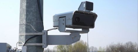 В Україні найближчим часом встановлять понад півсотні камер автофіксації порушень ПДР: які це області