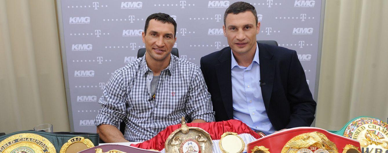 Один - элитный, другой - переоцененный: братья Кличко вошли в необычный боксерский рейтинг