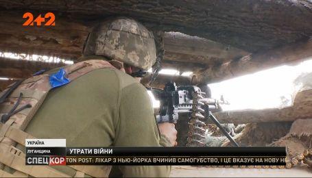 На Донбассе боевики вновь обстреляли позиции АТО