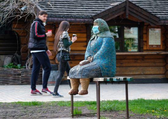 Коронавірус в Україні 29 квітня: в Україні зафіксували майже 10 тисяч інфікованих і понад 1100 видужалих