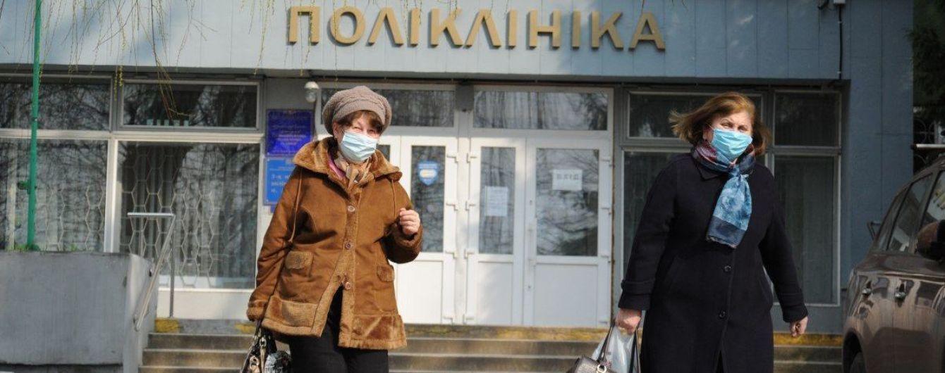 Коронавірус в Україні сьогодні: статистика на 10 квітня