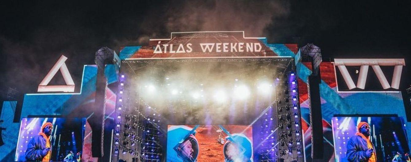 Atlas Weekend-2021: стало известно имя первого хедлайнера фестиваля