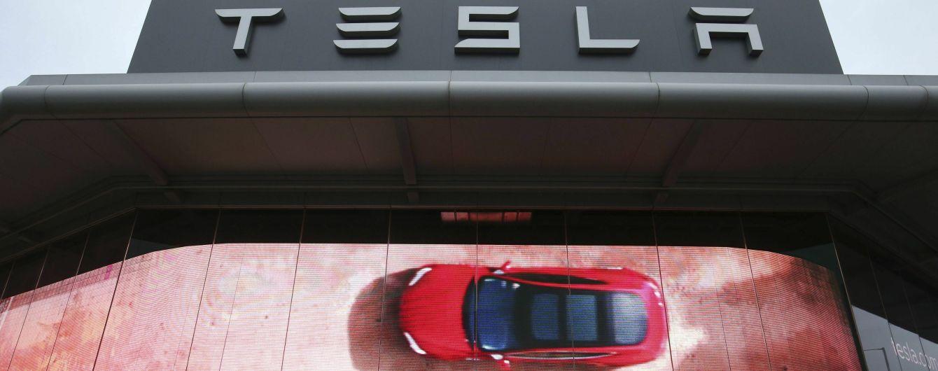 Tesla стала самым популярным электромобилем в Украине