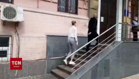 Суд позбавив водійських прав Анну Краснову, яку затримали за кермом напідпитку