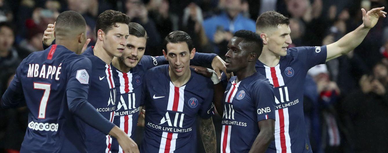 Футболистам ПСЖ сделают необычные подарки за досрочное чемпионство во Франции