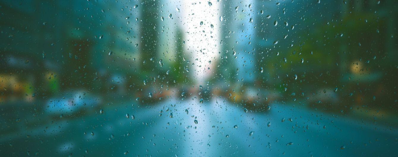 ВУкраїні місцями будуть короткочасні дощі та грози - прогноз погоди