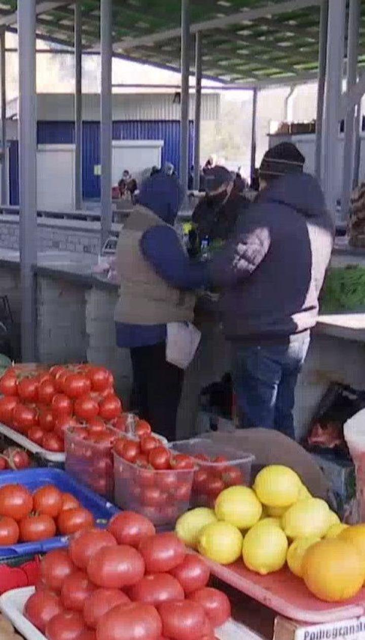 Ринки можуть і не відкритися, бо вимоги уряду виконати складно - працівники базарів
