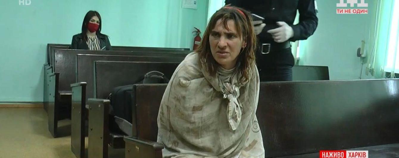 Гуляла з відрізаною головою доньки Харковом: усі подробиці резонансного вбивства