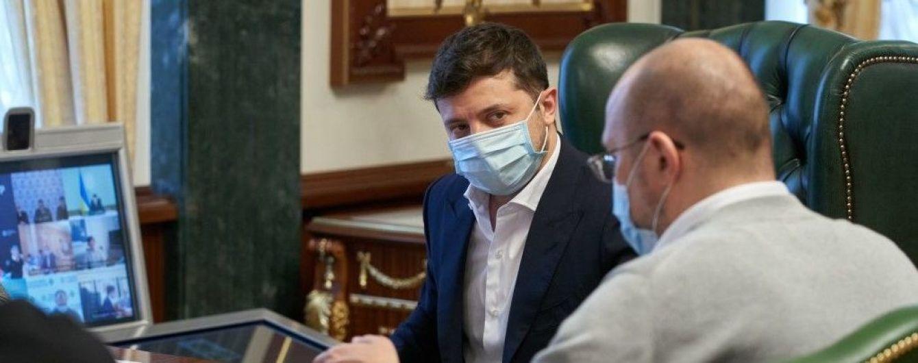 Длятся долго: Зеленский поручил Степанову ускорить закупку средств защиты