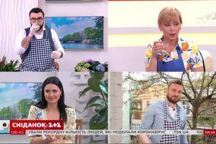 Сендвічі і курячий попкорн – Ольга Пахар розказала, як влаштувати пікнік удома на балконі