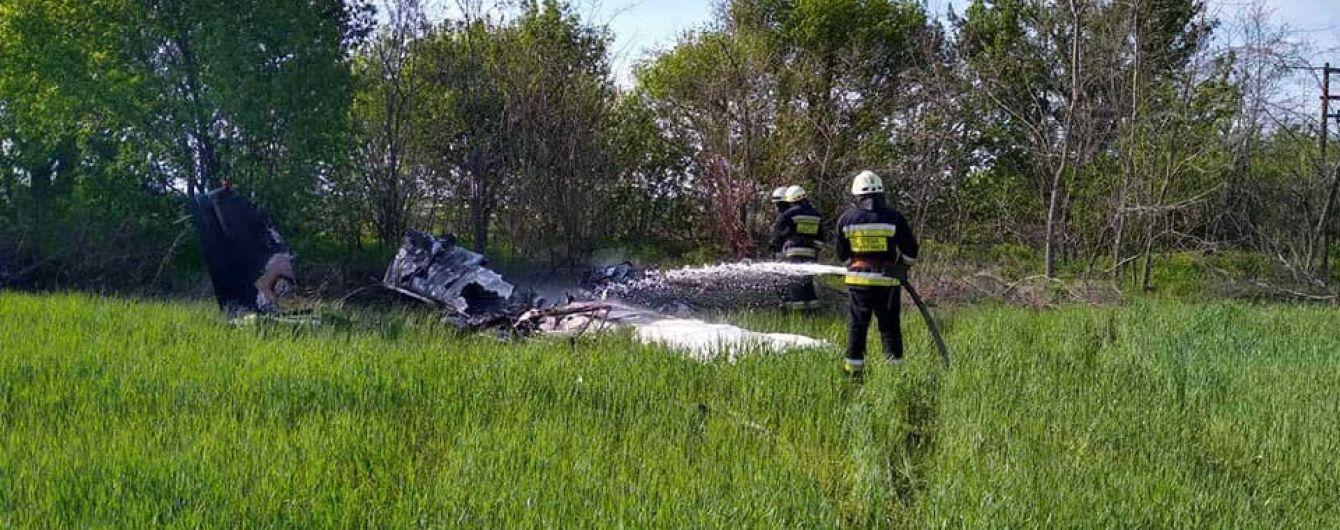 Падіння літака в Дніпропетровській області: стало відомо, хто загинув в аварії