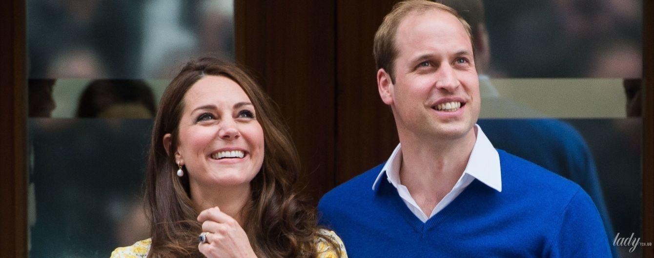 В этот день пять лет назад: вспоминаем, как Кейт и Уильям представили свою дочь Шарлотту публике