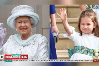 Мила дівчинка з непростим характером: кумедні історії з життя принцеси Шарлотти