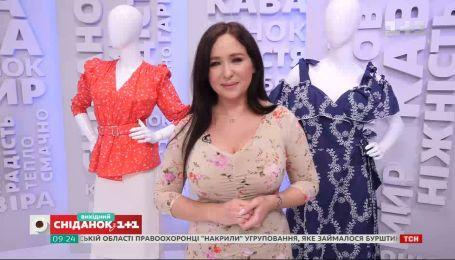 Как подобрать стильные образы женщинам с пышным бюстом – советы Ольги Сеймур