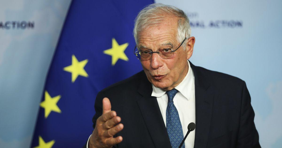 """""""Висловили глибоку стурбованість"""": держсекретар США і глава дипломатії ЄС обговорили події в Україні"""