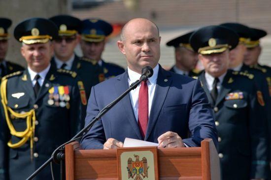 У Молдові міністр внутрішніх справ заразився коронавірусом