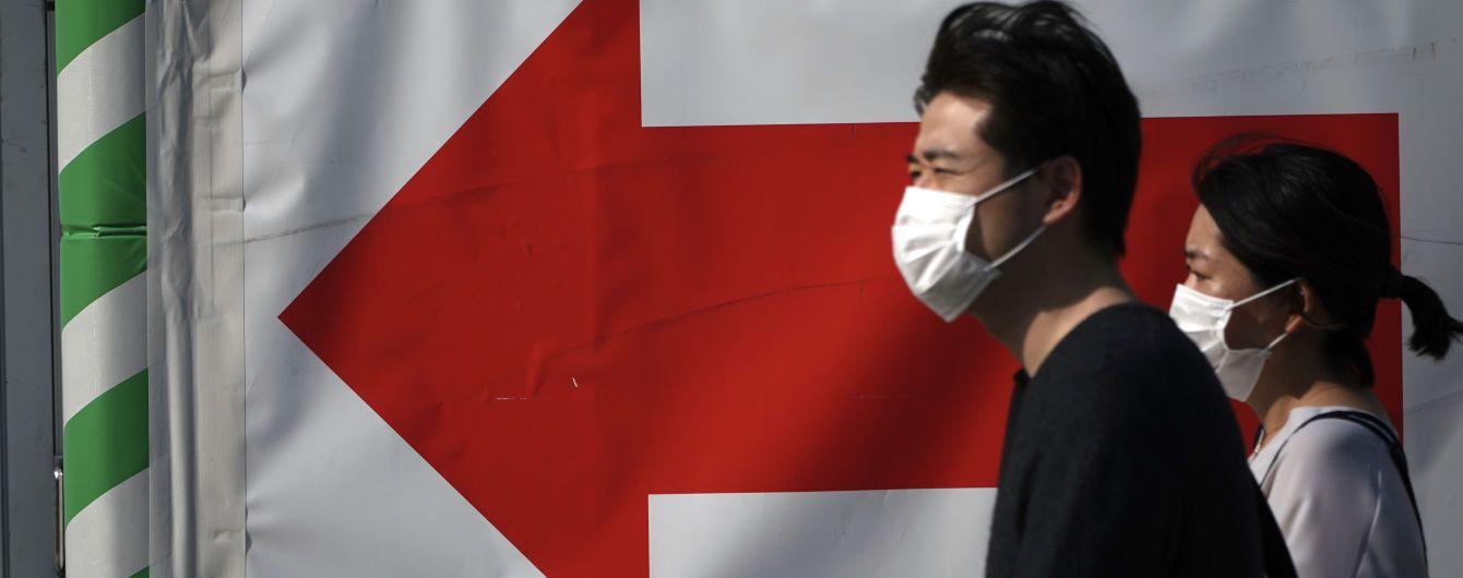 В Японии хотят продлить чрезвычайное положение