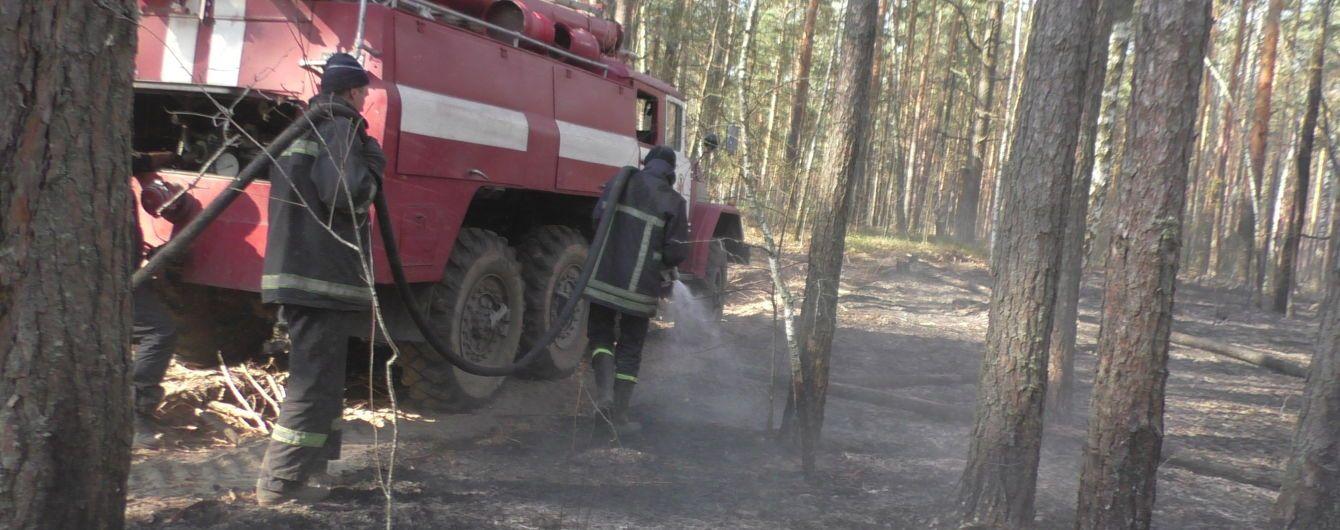 ДСНСпопередила про високу загрозу пожеж