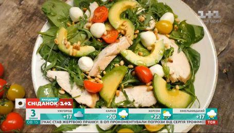 Правила приготування ідеального салату