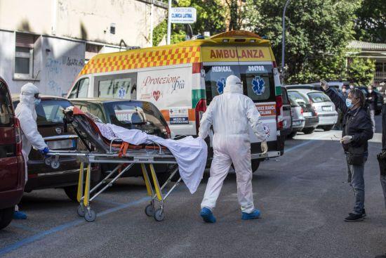 В Італії зафіксували найменшу кількість померлих від коронавірусу за майже два місяці