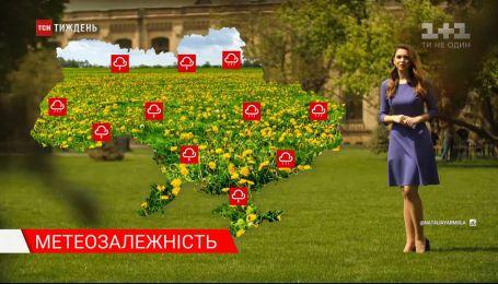 Метеозалежність: як довго Україну атакуватимуть раптові шквали з грозами