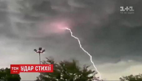 Удар стихии: почти вся Румыния пострадала от мощных штормов