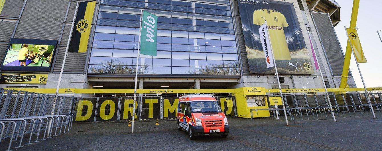 У футбольних клубах Німеччини зафіксували десять випадків зараження COVID-19