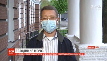 Врач рассказал о восстановлении плановых операций в Украине