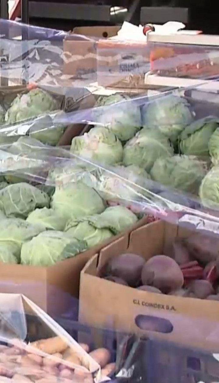 Ціни на овочі: скільки городина коштує на ринках і коли буде здешевлення