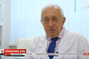 Колись спорт допоміг йому стати лікарем: історія онкохірурга Едуарда Стаховського