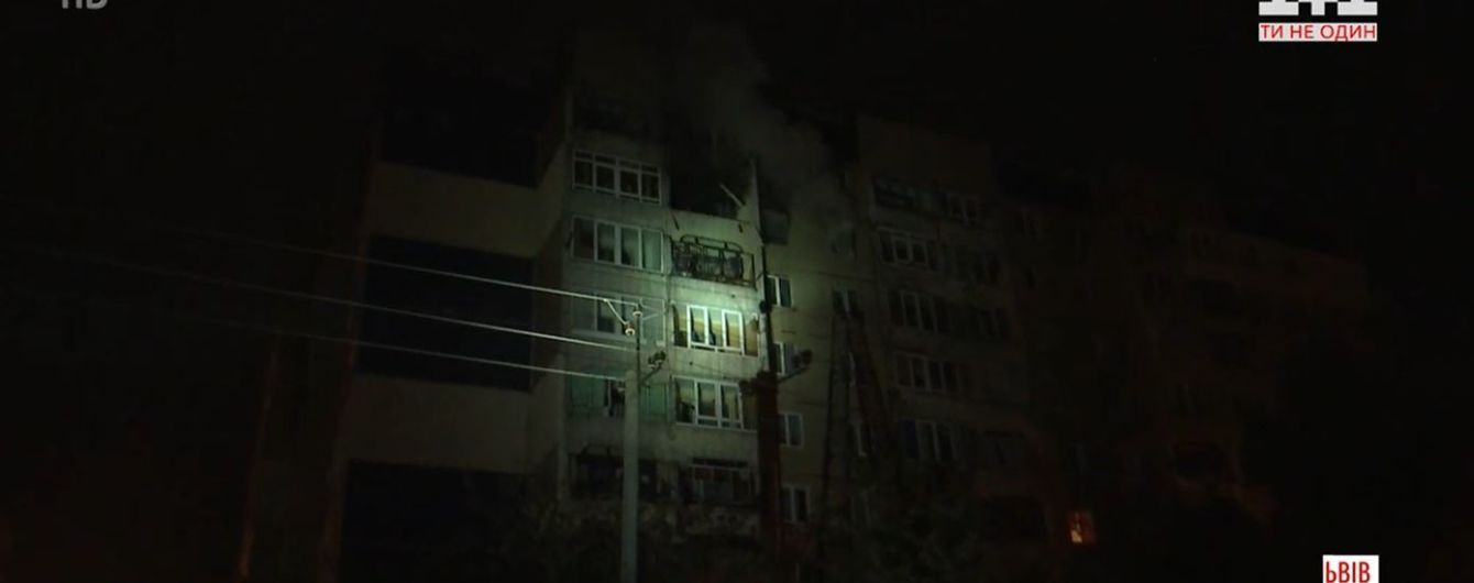 Вибух у Львові: осередок виявили у кімнаті квартири, а не в кухні