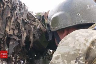 Бойовики обстрілюють населені пункти на Донбасі