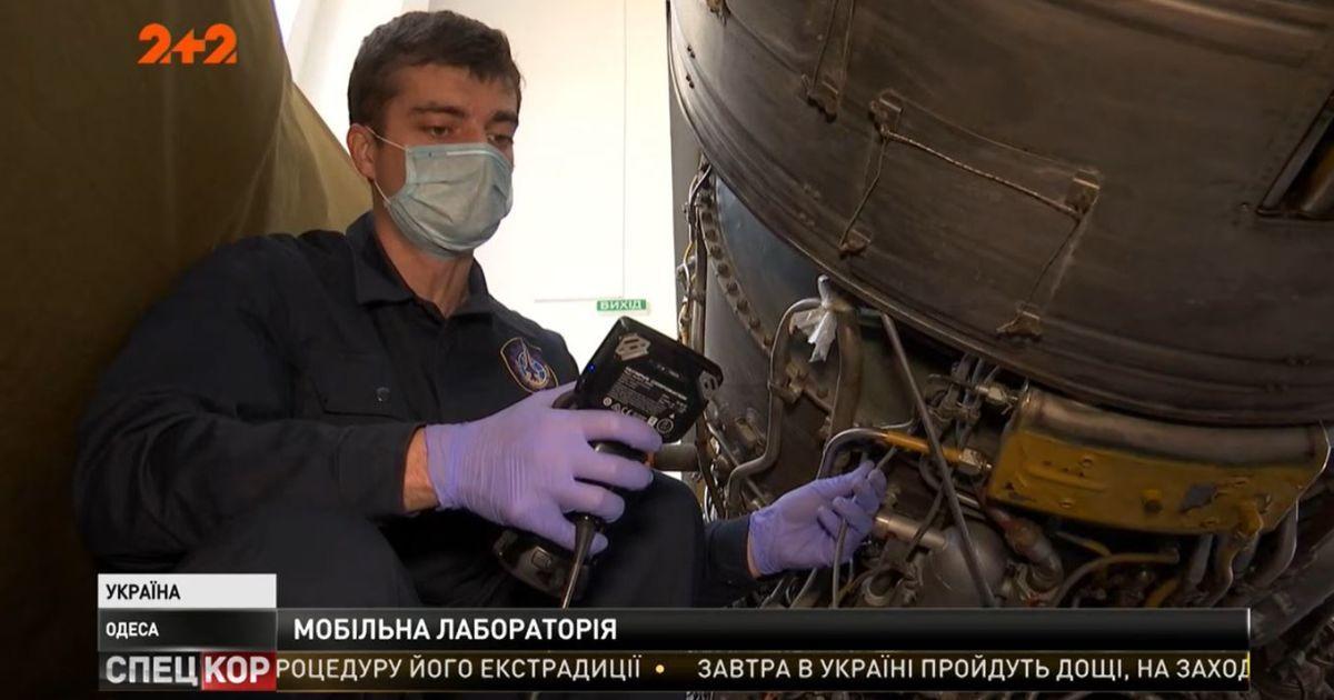 В Одессе разработали мобильную авиалабораторию, которую осенью уже могут передать в ВСУ