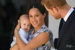 Синові Меган і Гаррі - Арчі - виповнюється два роки: десять фактів про не королівського спадкоємця