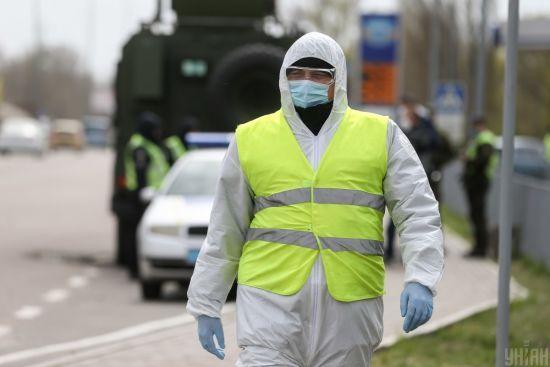 У Житомирській області зафіксували понад пів тисячі випадків коронавірусу