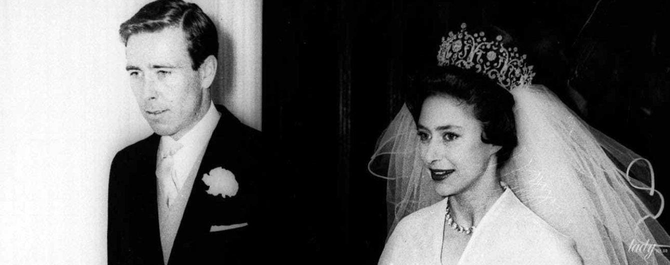 60 років від дня весілля: як виходила заміж молодша сестра королеви Єлизавети II - принцеса Маргарет
