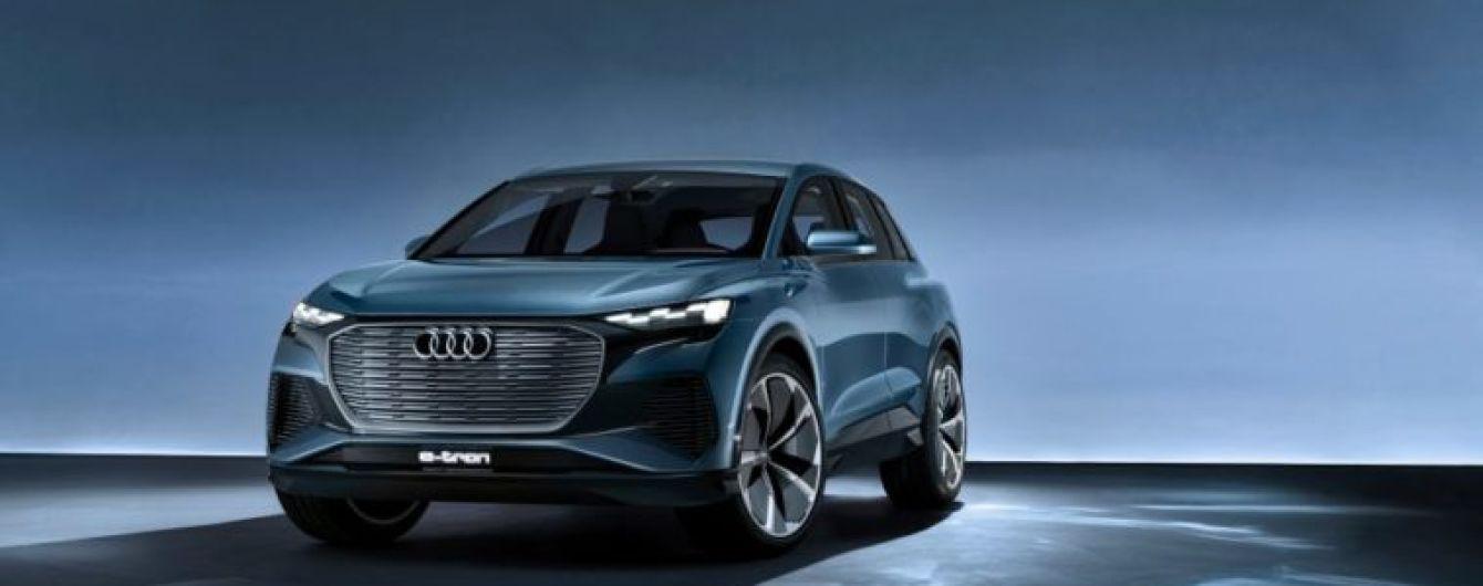 Audi Q4 e-tron стане найбюджетнішим електрокаром марки: названа приваблива ціна