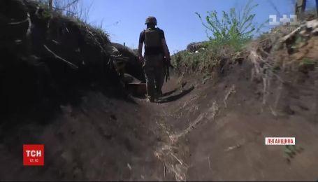 Фронтовые сводки: за минувшие сутки боевики полтора десятка раз били по позициям наших военных
