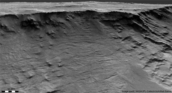 Величні долини на Марсі могли утворитися не завдяки річкам - вчені