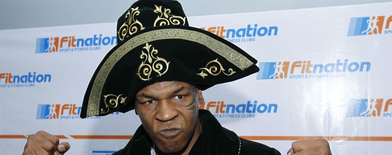 Майка Тайсона внесуть до рейтингу WBC, якщо він повернеться на ринг