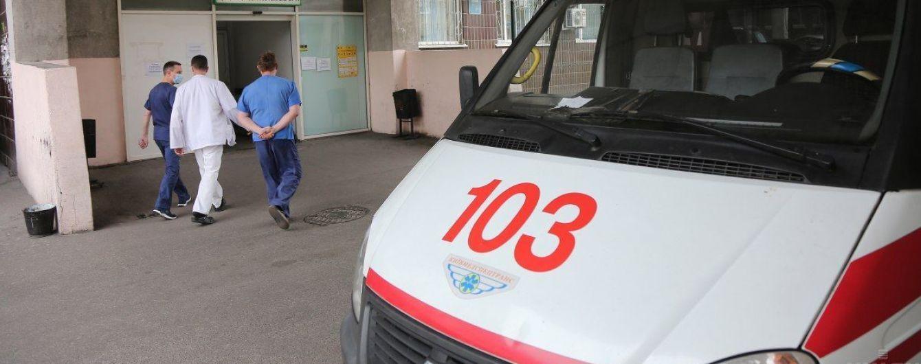 Бойцов, которые получили ранения из-за подрыва грузовика, на вертолете доставили в Днепр