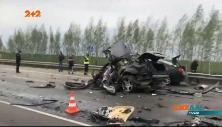 У Рязані загинув водій Мерседеса, який вирішив обігнати авто попереду