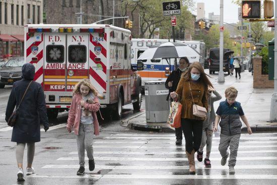 Коронавірус у США: майже 70% інфікованих у Нью-Йорку дотримувалися карантину