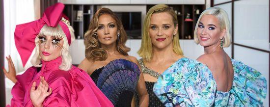 Джей Ло, Кеті Перрі, Леді Гага: який вигляд мають голлівудські красуні на хідниках та у повсякденні