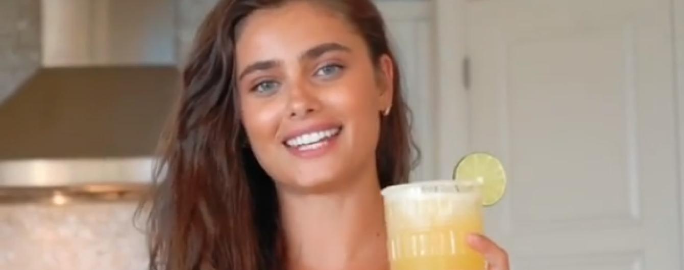 Битва маргарит: Рита Ора и Тейлор Хилл поделились рецептами алкогольного коктейля